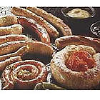 Bold and Zesty Bratwurst Sampler