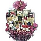 Large Gourmet Christmas Gift Basket