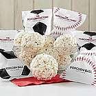 Popcorn Baseballs or Soccer Balls