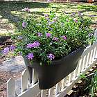 Fence or Balcony Corsica Flower Bridge Planter