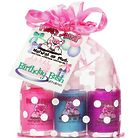 Birthday Bash Piggy Paint Nail Polish Gift Set