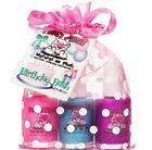 Birthday Bash Piggy Paint Nail Polish Gift Set