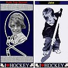Ice Hockey Photo Beach Towel