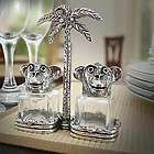 Pewter Monkeys Salt and Pepper Shaker Set
