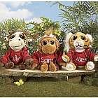 Personalized Stuffed Zoo Animal