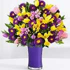 Monet's Garden Flower Bouquet