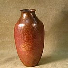 Distinctive Shape Copper Vase