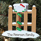 Mailbox Personalized Ornament