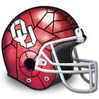 University of Oklahoma Sooners Football Helmet-Shaped Lamp
