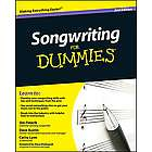 Mel Bay Songwriting For Dummies 2nd Edition Book