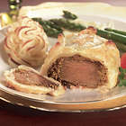 4 Filets of Beef Wellington