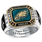 Men's Philadelphia Eagles Super Bowl LII Ring