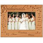 Personalized Bridesmaids Alderwood Frame