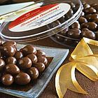 Chocolate Covered Continental Almonds - 2 lbs.