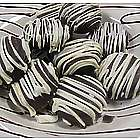 Double Dipped Chocolate Oreo Cookies