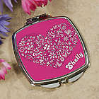 Love Personalized Compact Mirror