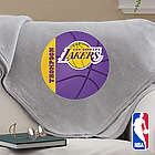 Personalized NBA Sweatshirt Blanket