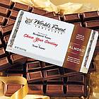 Milk Chocolate with Almonds Bar in a Personalized Wrapper