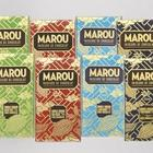 8-Pack of Marou Single Origin Dark Chocolate