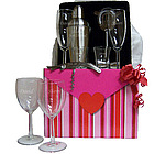 Valentine's Day Personalized Beverage Gift Set
