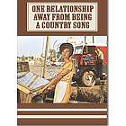 Country Song Birthday Greeting Card