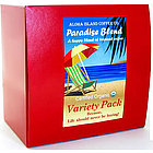 Aloha Island Variety Pack Coffee Pod Box