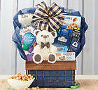 Bear Hugs Thinking of You Gift Basket
