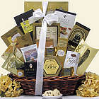 Premium Gourmet Thank You Gift Basket
