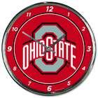 Ohio State University Chrome Plated Clock