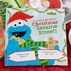Personalized Sesame Street 'Twas The Night Before Christmas Book