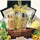 Vanilla Orchid Spa Luxuries Gift Basket