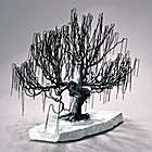Weeping Willow Wire Bonsai Tree Sculpture