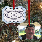 Personalized Memorial Photo Ornament