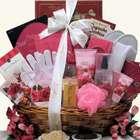 Rose Spa Haven Administrative Professionals Gift Basket