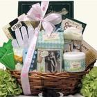 Hands and Feet Specialty Spa Birthday Gift Basket