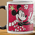 Season of Wonder Personalized Minnie Mouse Coffee Mug