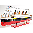 Limited-Edition R.M.S Titanic Wooden Model