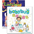 Babybug/Ladybug Combo Magazine Subscription