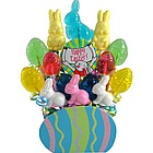 Egg-cellent Easter Lollipop Bouquet