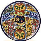 "Mexican Talavera 12"" Decorative Plate"