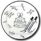"11"" Wedding Signature Platter Kit"