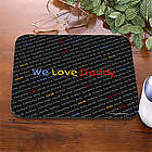 My Little Ones Personalized Mouse Pad