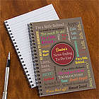 My To Do List Personalized Mini Notebooks
