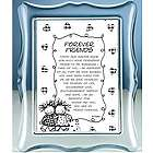 Forever Friends Musical Frame with Message