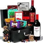 Indulgence New Year Wine Gift Basket
