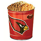 Arizona Cardinals 3-Way Popcorn 3 Gallon Tin