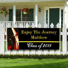 Capture the Moment Personalized Graduation Banner