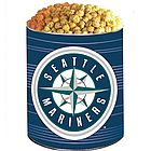 Seattle Mariners 3 Way Popcorn Gift Tin