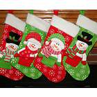 Let's Build a Snowman Personalized Stocking