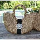 Shoulder Basket Bag